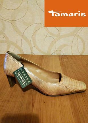 Туфли tamaris, оригинал р. 39