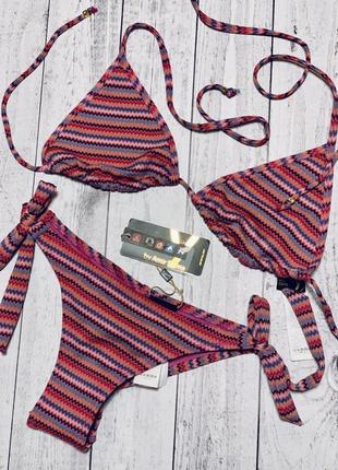 Дизайнерский купальник yamamay xs s италия итальянский раздельный купальник бикини