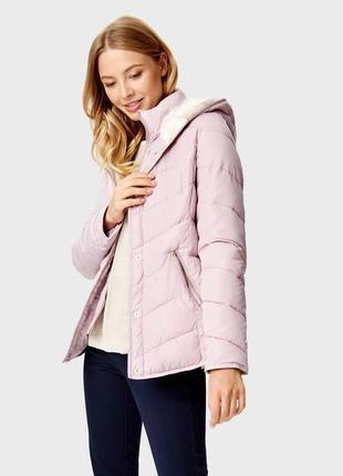 Нежная  пудровая куртка  ostin