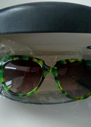 Новые яркие солнцезащитные очки alexander mcqueen оригинал