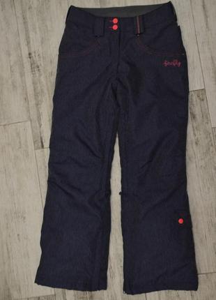 Лыжные (сноубордические) штаны
