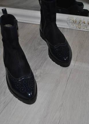 Ботинки полусапожки ботиььоны