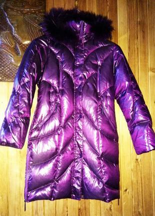 Пуховик new mark куртка шуба