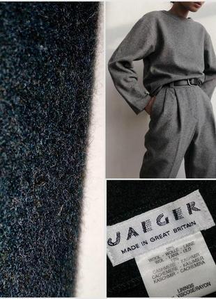 🔴🔴шерстяные брюки/лондонский люксовый бренд/шикарный состав - шерсть+кашемир🔴🔴