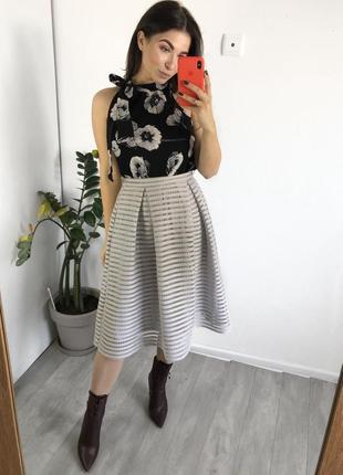 Пышная юбка glamorous