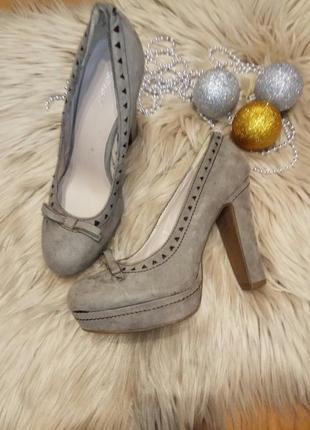 Туфли catwalk
