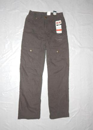 Р. 152-158 джинсы на подкладке, термоджинсы here there, германия