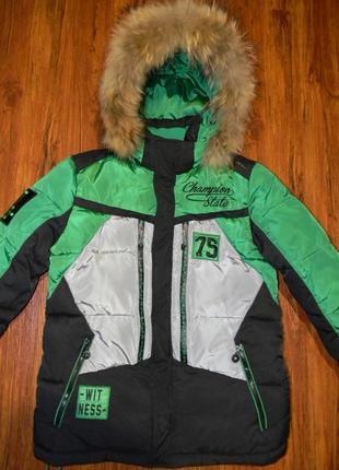Зимняя куртка пуховик bilemi. наполнитель био-пух