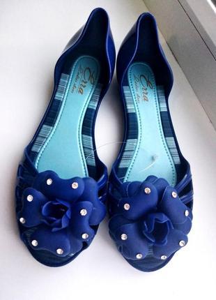Балетки босоножки силиконовые летние сандалии