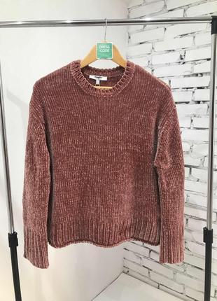 Красивая очень тёплая кофта свитер