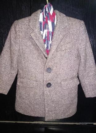 Крутое пальто zara kids