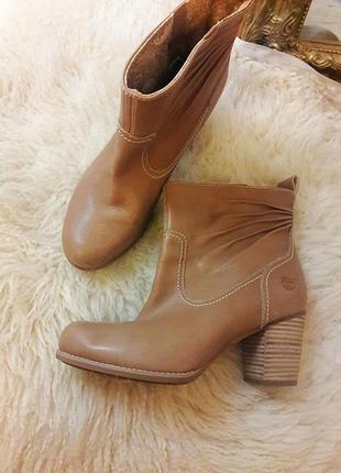 Кожаные ботинки #timberland #оригинал