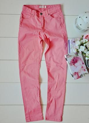 Коралловые джинсы castro израиль 9-10 лет