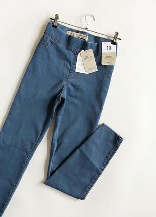 Обалденные базовые узкие джинсы denim co