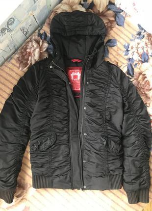 Куртка esprit размер 34-36 (xs-s)