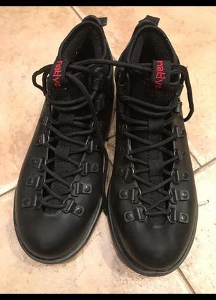Зимние ботинки native