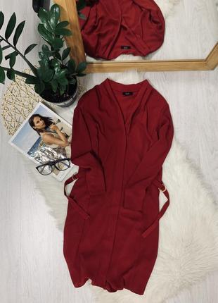 Плаття кольору бордо від f&f🌿