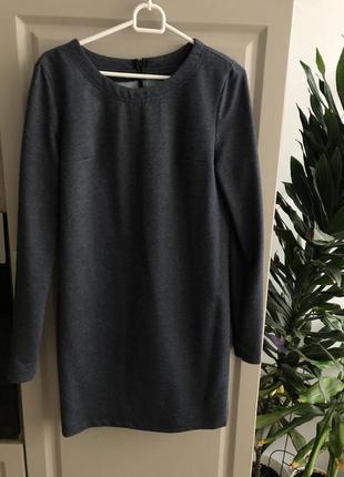 Повседневное платье-туника
