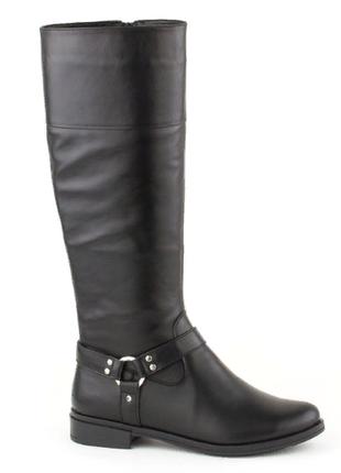 Модные сапоги в байкерском/ковбойском стиле frye. нат.кожа/стильні шкіряні чоботи