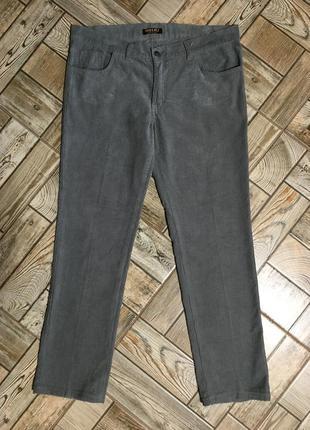 Плотные вельветовые брюки ,штаны,низкая посадка!
