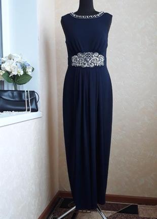 Шикарное платье в пол joanna hope