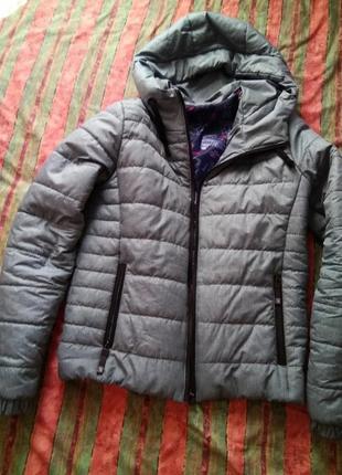 Куртка шикарная парка осень-зима