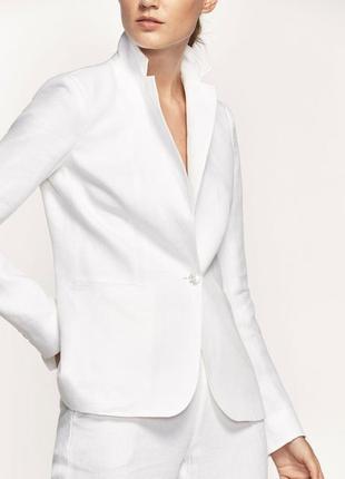 Винтажный хлопковый пиджак celine