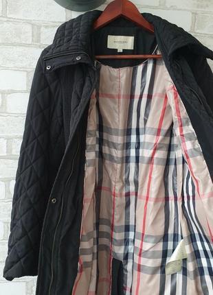 Пальто-курточка burberry