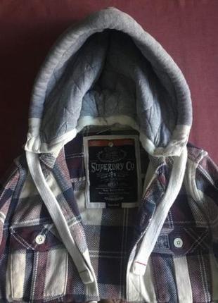 Куртка-рубашка superdry