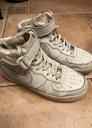 Nike кроссовки air force
