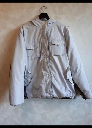 Фирменная лыжная куртка