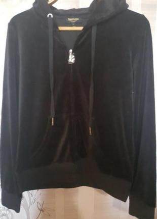 Спортивная кофта juicy couture