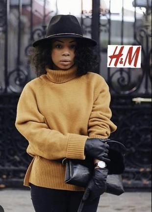 Premium quality. свитер/туника h&m.