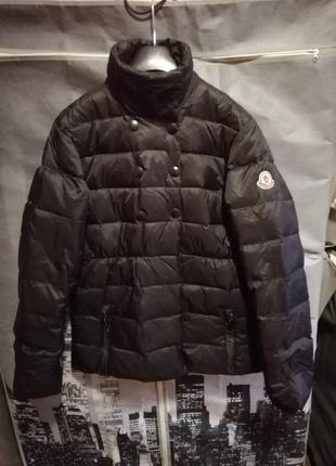 Moncler пуховая куртка