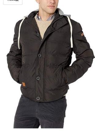 Зимняя мужская курточка итальянского бренда luciano natazzi.