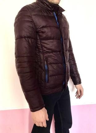 Куртка allsaints spitalfields l m осень зима
