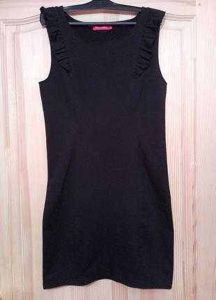 Маленькое черное платье от остин