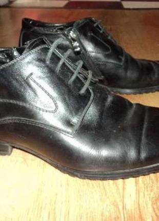 Черные туфли bolanbo