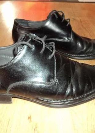 Мужские кожаные туфли тм balero