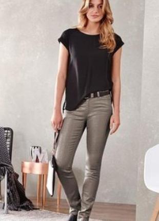 Качественные, плотные джинсы р.  44-46 (38 евро) slim fit от tchibo