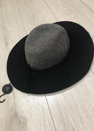 Шляпа кашемировая  next