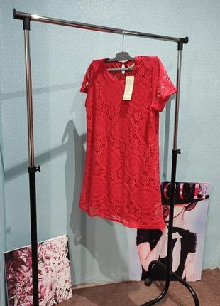 🖤 маленькое красное платье