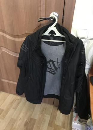 Куртка мужская осень-весна adidas