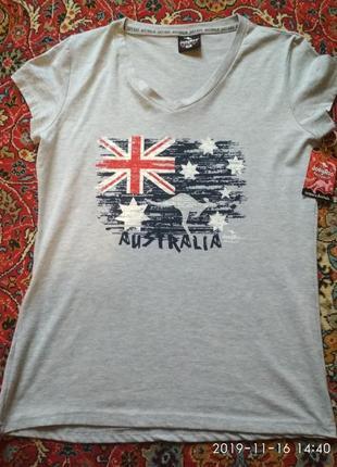Новая женская футболка австралия