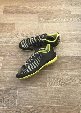 Кроссовки кеды футзалист adidas