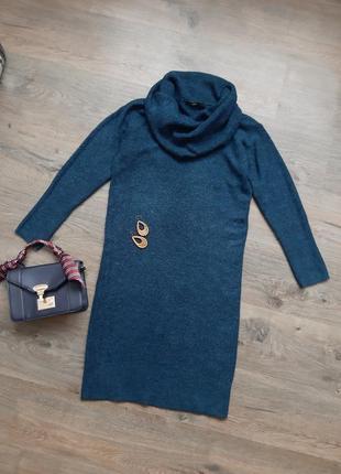 Платье свитер миди. плаття светр.