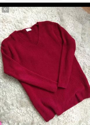 Теплый мягкий свитер primark