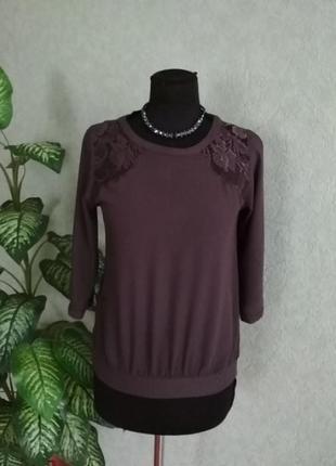 Легкая кофта джемпер 🍆 цвет vero moda.