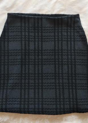 Трикотажная юбка 12 размер