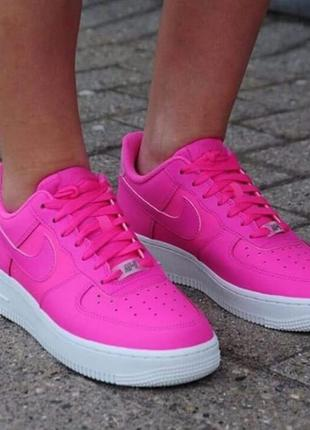 Кеды nike air force 1.